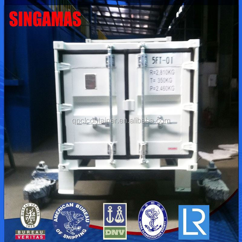 5ft Mini Dnv Offshore Container