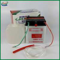 batteries 12v 2.5ah China lead acid manufacturer morotcycle battery