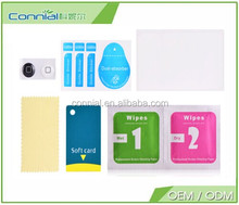 OEM tempered glass screen protector accessories cleaning kit with customer logo