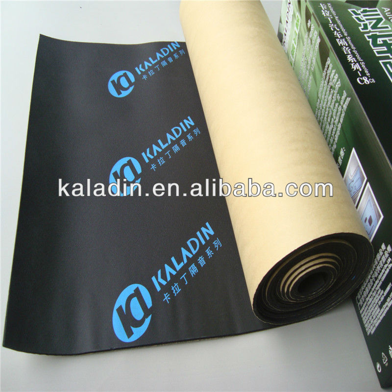 car Cotton insulation