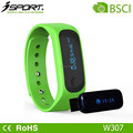 Sensor Removable Smart bracelet activity monitor with sleep monitoring