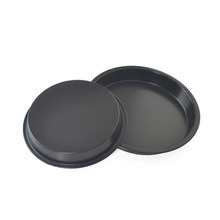 Non-stick Silicone Bakeware Round Shaped Pizza Baking Pan.
