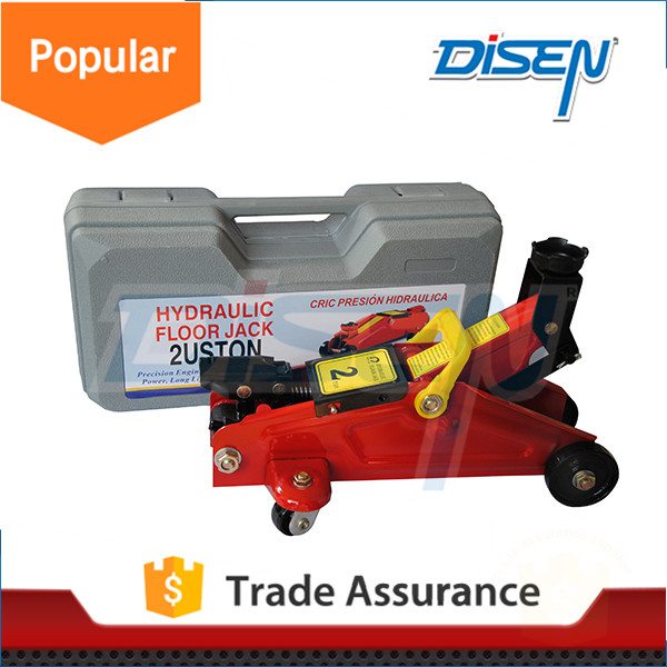 10 ton power mechanical scissor car jack set