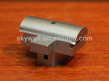 Precision aluminum EDM machining part for injection mold