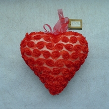 hot selling red foam heart hanging for Valentine's day