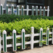 PVC /UPVC Fencing Cheap Fence Green Fence