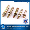 From Ningbo Yuyao hilti anchor bolt / concrete through bolt/Wedge Anchor,Wedge Anchor,Anchors