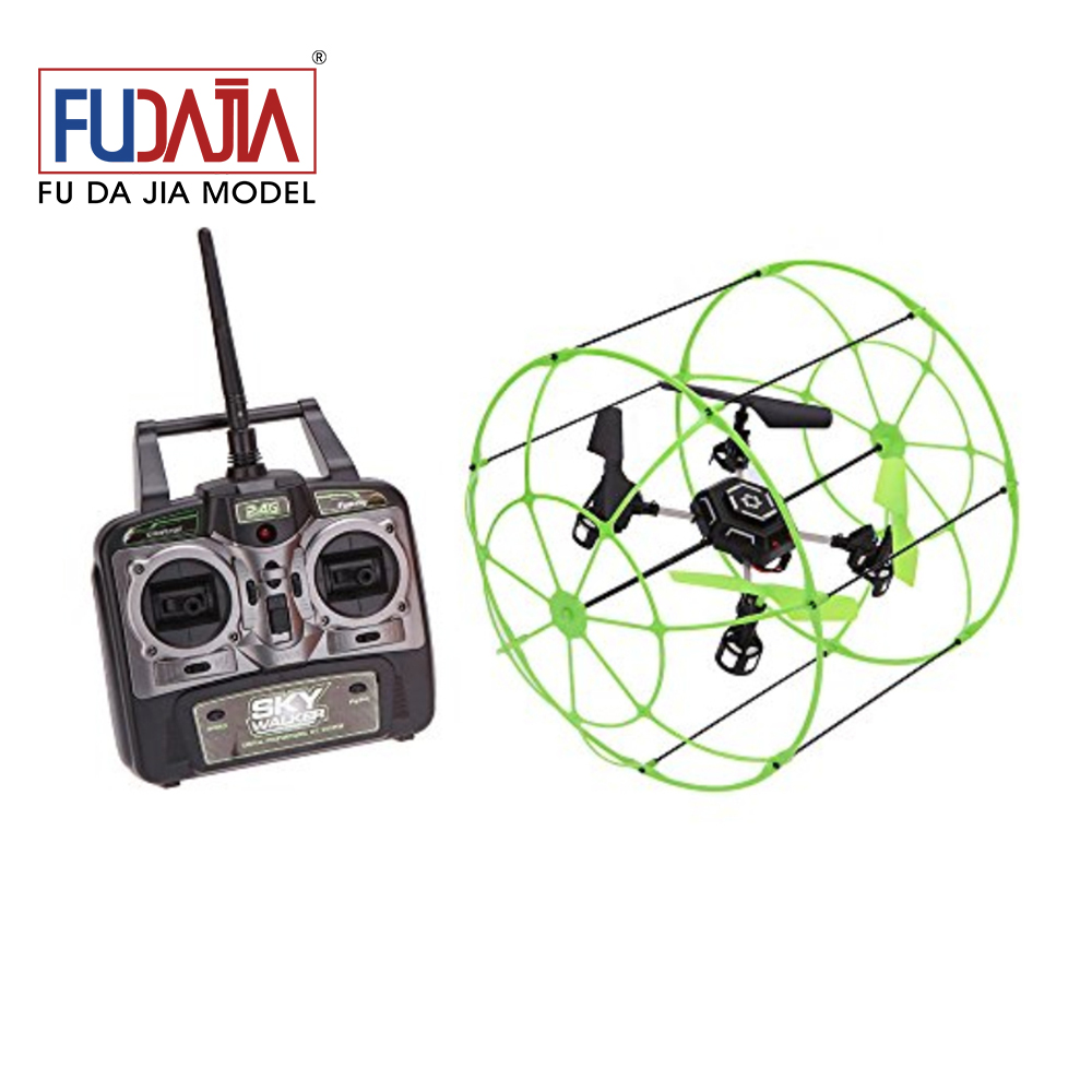 Big Discount Skywalker HM1306 PROTECTIVE 2.4g RC Drone