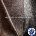 black and brown pvc leather for sofa