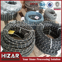 Hizar High Quality Diamond Wire Saw,Diamond Rope Saw,Diamond Cutting Wire