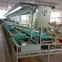 Automatic Conveyor Belt Systems For Television Production Line Equipment