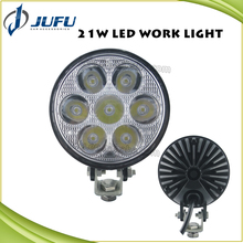Good price vehicle truck offroad LED lights for UV UTV 4X4 truck 21W LED work light