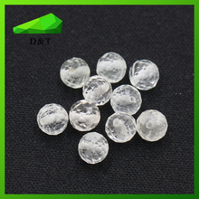 Loose high quality white topaz beads for natural gemstone wholesale
