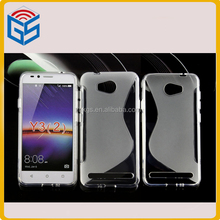 Best Company S Line Soft Gel Tpu Case For Huawei Y3 II 2 Back Cover