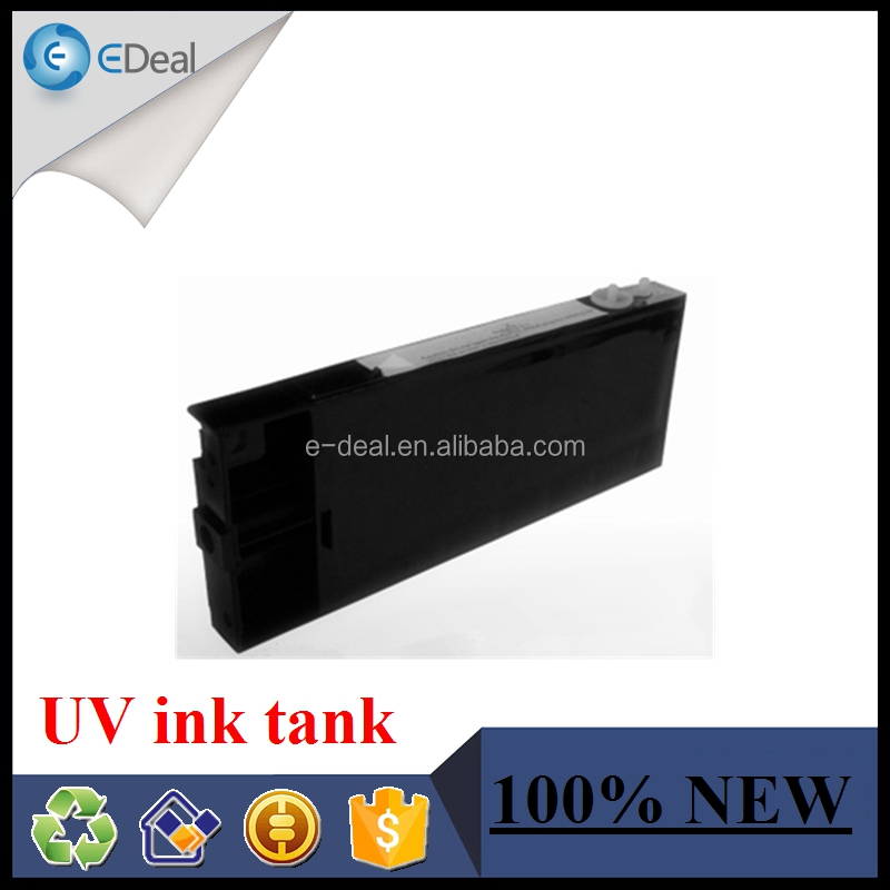 LED UV ink cartridge for Epson 4000 7600 9600 UV refill ink cartridge