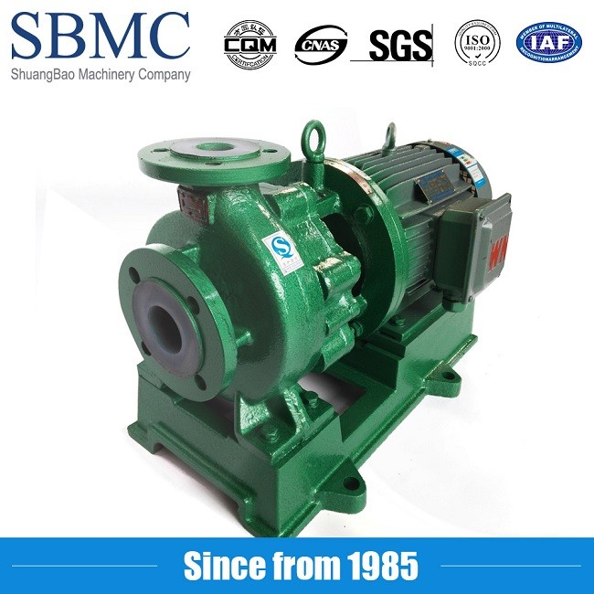 Oem Permanent Magnet Water Pump With Single Output Sharft