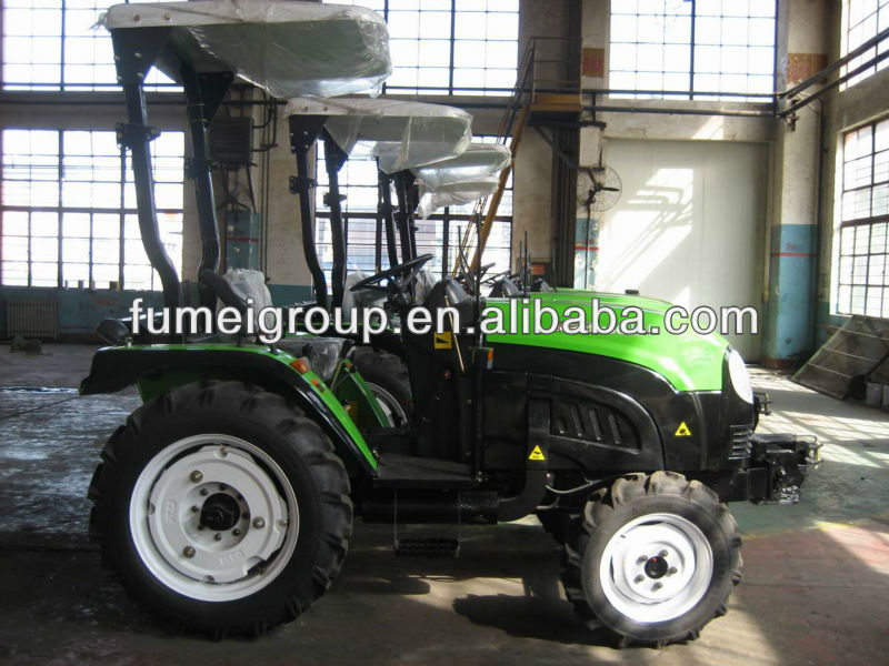 254 with emark certificate yto farm tractor