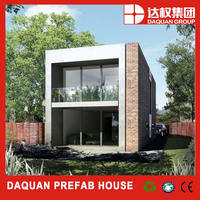 2015 wuhan daquan High Quality Steel Frame House,Foldable Portable House,Steel Structure House