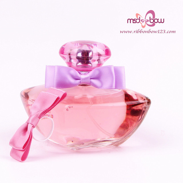2016 MSD perfume bottle decorative ribbon bow for sales