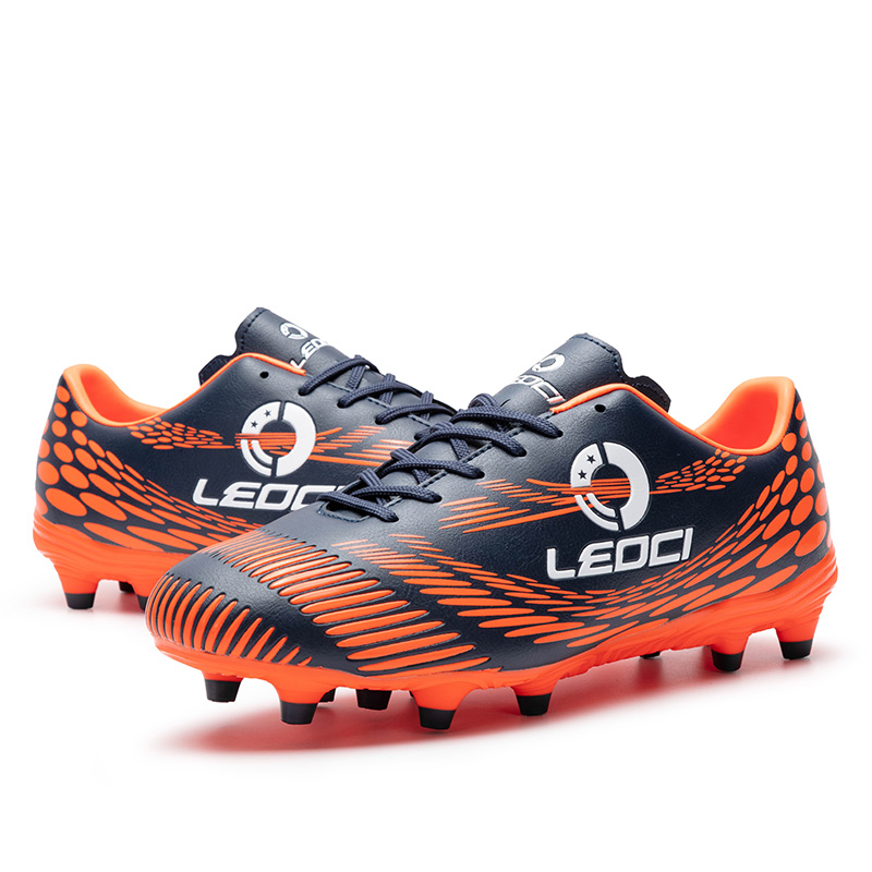 Men women outdoor artificial ground Sorts training shoes <strong>FG</strong> soccer shoes 33-45