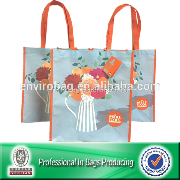 Shopping Eco-friendly Recycled PET Bag