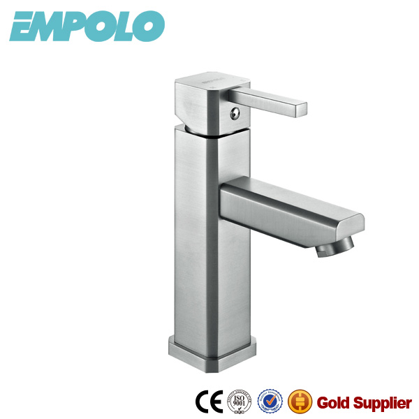 Brushed Nickel Bathroom Brass Faucets 98 1103