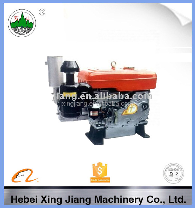 Factory Directly Provide Air Cooled Single Cylinder Powerful 3-20HP Diesel Engine For 5hp single cylinder diesel engine
