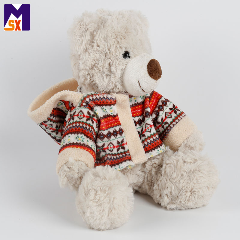 Wholesale personalized teddy bears plush teddy bear soft toy