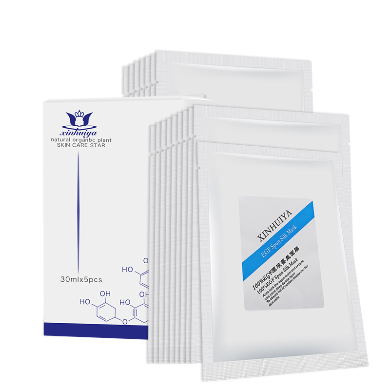 private label whitening colleagen <strong>Q10</strong> silk EGF repair Acne sheet masks mask pack oem <strong>face</strong> mask sheet