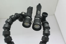 flex Arm components and Camera trays for underwater lighting system.