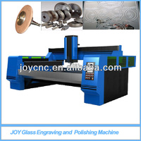 High precision CNC glass and mirror engraving and polishing machine glass carving tool for decoration