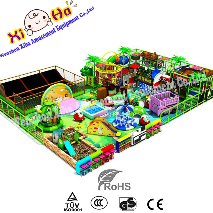 high quality commerical indoor cheap playgrounds for kids