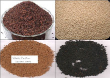 Sesame seeds ( White , Black , Yellow , Red-Brown )