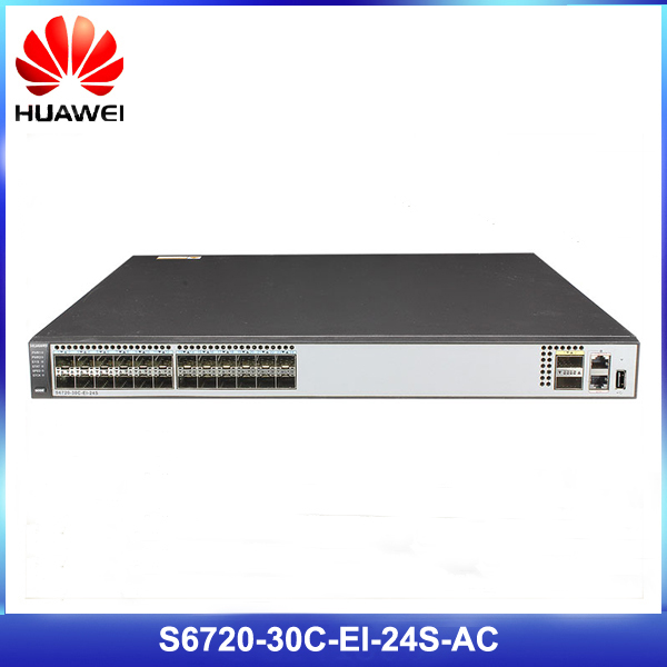 HUAWEI S6720-30C-EI-24S-AC 24 port 10G Core Ethernet Swtich