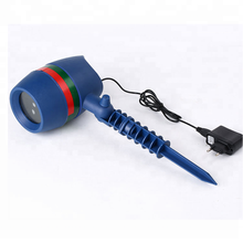 Export high quality weather resistant Christmas laser light projector