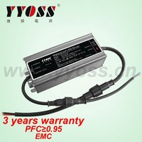 Constant current dc led driver 700ma 50w waterproof PFC/EMC/IP67/CE/ROHS