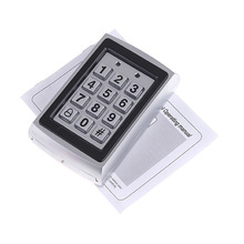 rfid access control keypad 7612 model intercom system lock
