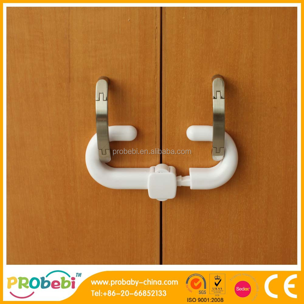 Safety Door Locks For Toddlers : Home safety door drawers lock for child kids baby