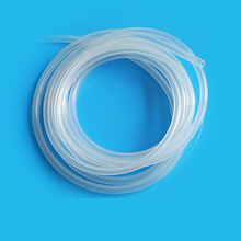 Injection Solid Thin Clear Soft Transparent Medical Grade Silicone Rubber Tube