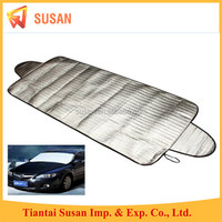 car window screen cover heat prevent sunshade Snow Frost Ice Shield Dust Protector