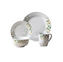 china best selling china fine porcelain dinner set tableware