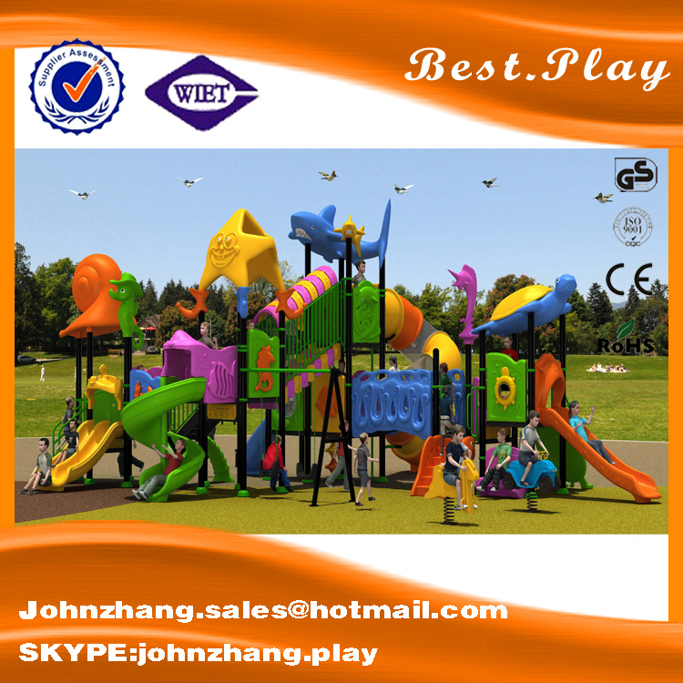 2016 Used amusement park cheap commercial playground equipment