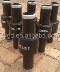 monoblock insulated ANSI150-ANSI600 insulating joint