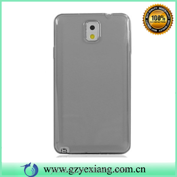 Wholesale TPU Gel Rubber Skin Case Cover For Samsung Galaxy Note 3 N9006 Case