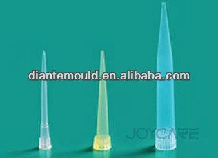 Pipette Tip Series plastic mould