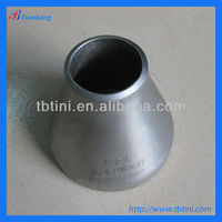 Factory Supply Best Price ASTM B363 GR2 Titanium Welding Pipe Fittings