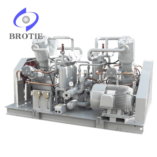 High Pressure Gas Compressor : Brotie totally oil free high pressure nitrogen n gas