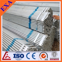 Q195 material high quality gi pipe specifications
