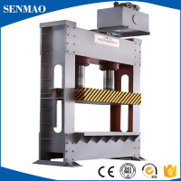 500 Tons plywood prepress machine/One of best hydraulic system plywood cold press