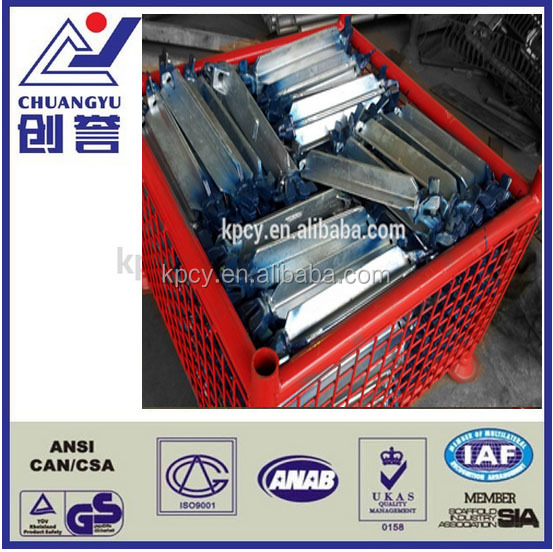 Safety Ringlock Scaffolding Transom for Hong Kong Market